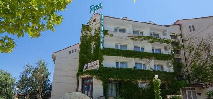 Отель Ярд, Севастополь