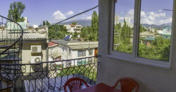 Частная гостиница в Алуште